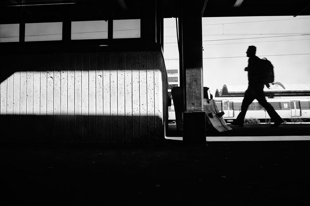 Walking Commuter   2018