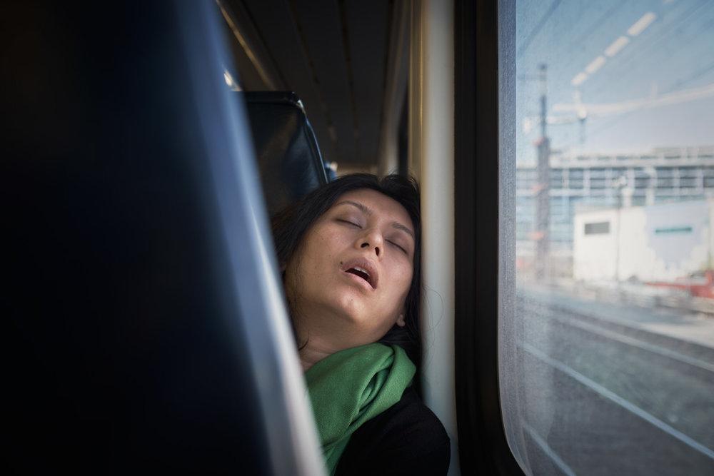 Dream of a Commuter | 2018