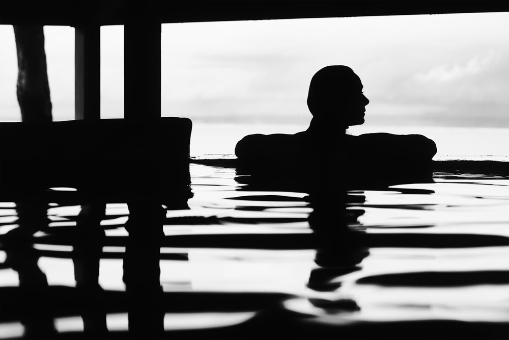 Silhouette at the Pool | 2018