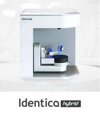identica hybrid 3d scanner
