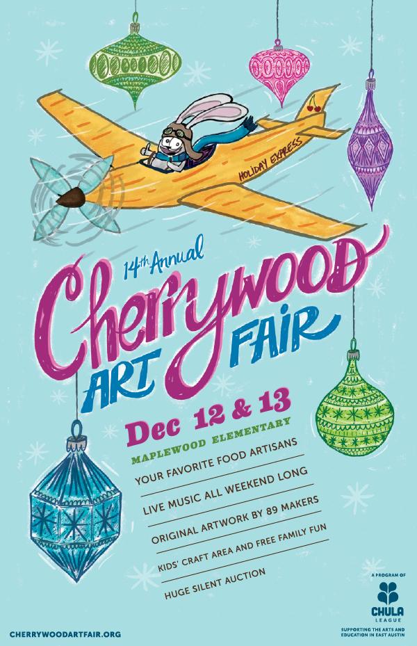 CherrywoodArtFair Poster
