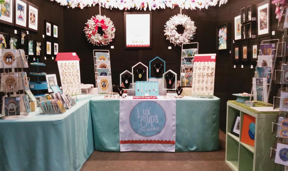 Pop Shop America Holiday Art Market 2015