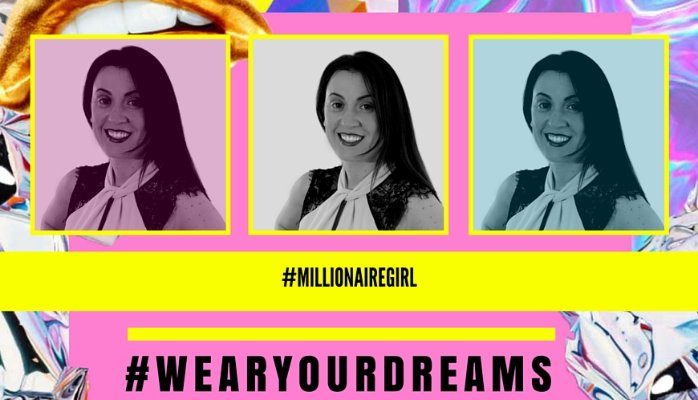 Alice's Podcast #Wearyourdreams interviews self-made millionaire girl bosses