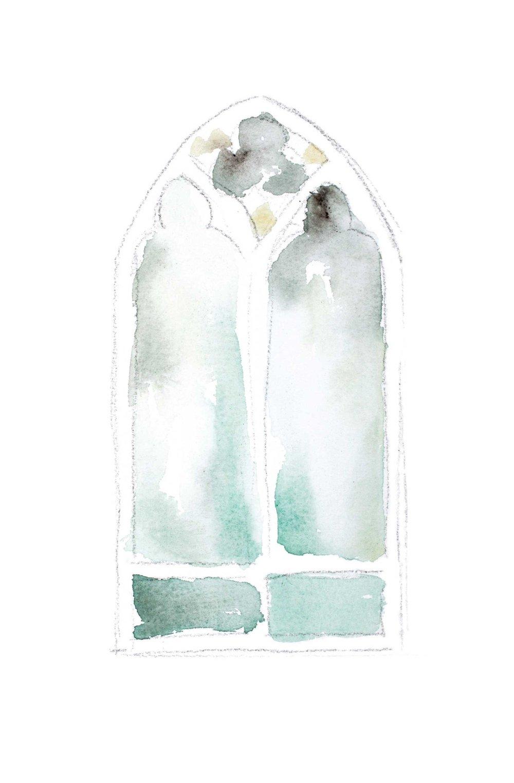 Gothic Window 4