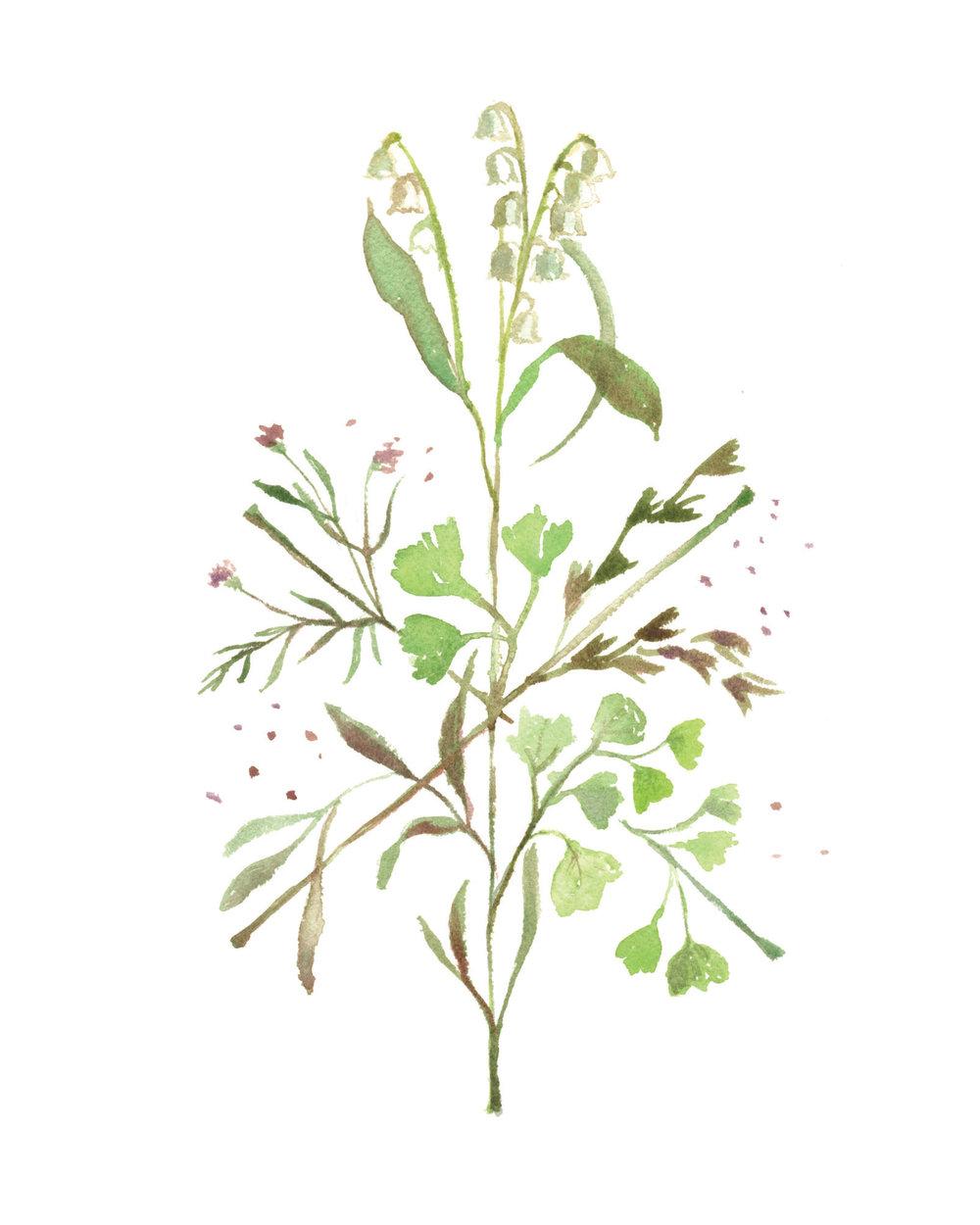 Flowering Chi Rho