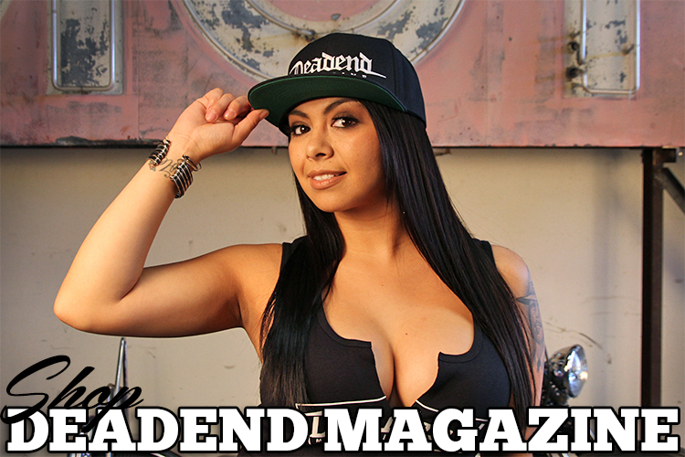 Visit the Deadend Magazine Online Store!