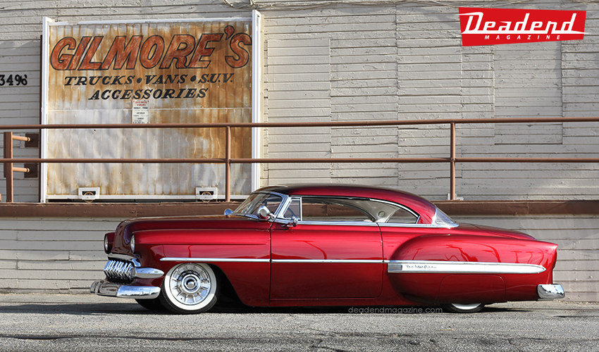 This 54 is one we've been wanting to shoot since we first saw it a few years ago in Long Beach.