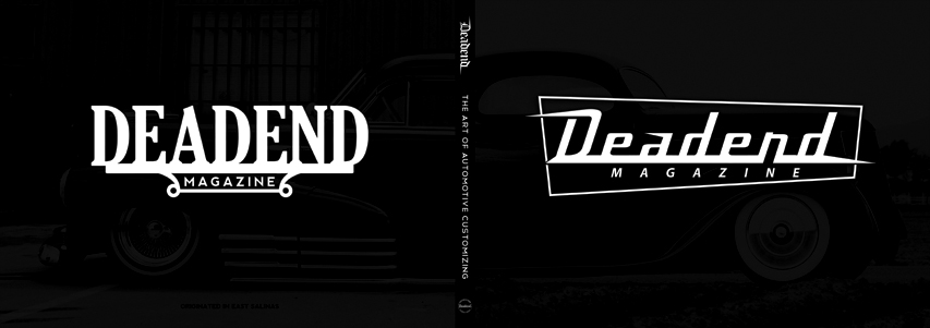 One of the biggest accomplishments was independently printing our own Deadend Magazine book. 124 full color pages filled with cars we have captured from 2004 to early 2015.