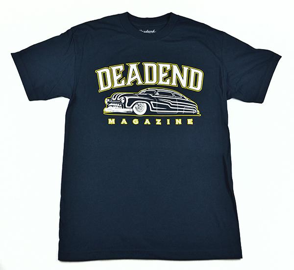 Our new 'Merc' t-shirt