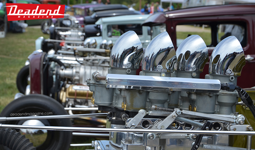 Hilton Hot Rods had an amazing line-up.