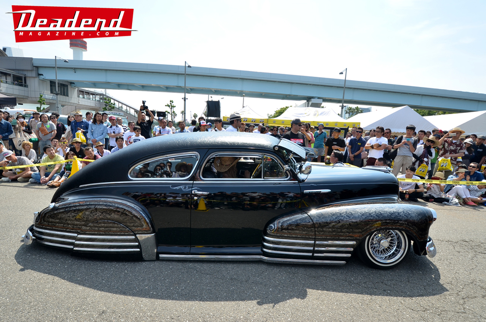 This amazing Fleetline took home the Deadend Magazine pick