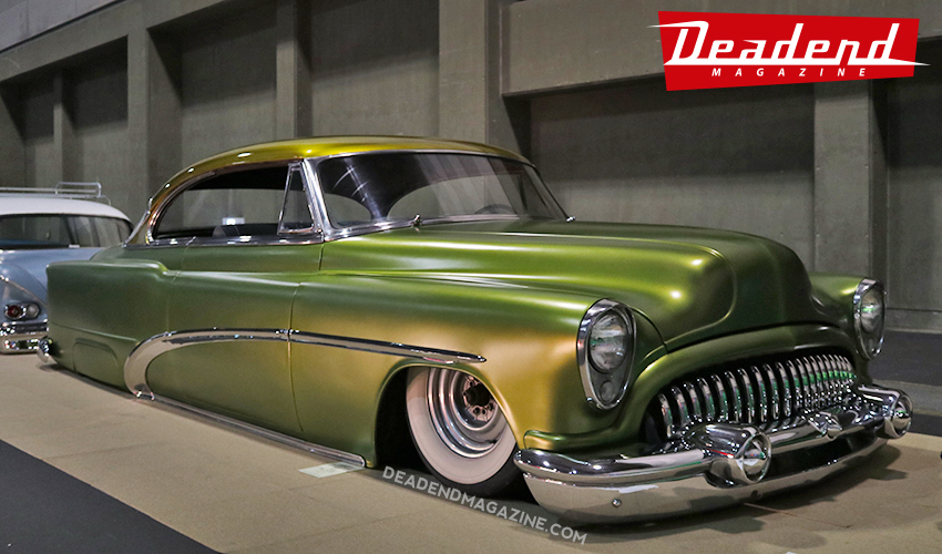 This Buick built by Square Kustoms laid out very nicely.