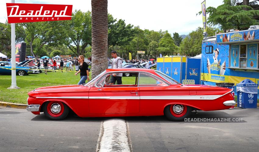 Really dug this 61 Impala.