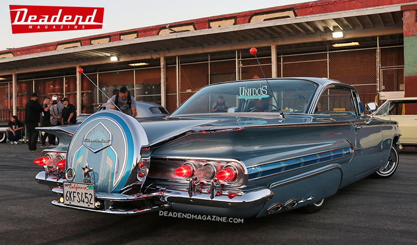 Cool '60 from Unidos Car Club.