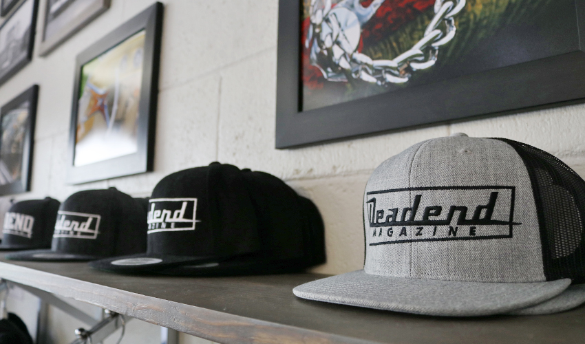 We have a few new snapback designs available.