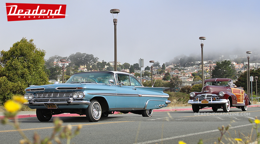 Deadend Magazine Weekend Report SF King Of The Streets Bay Area - Car show sf bay area