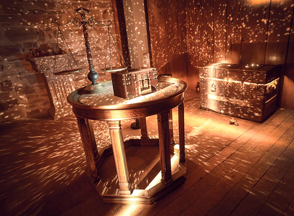 somewhere secret