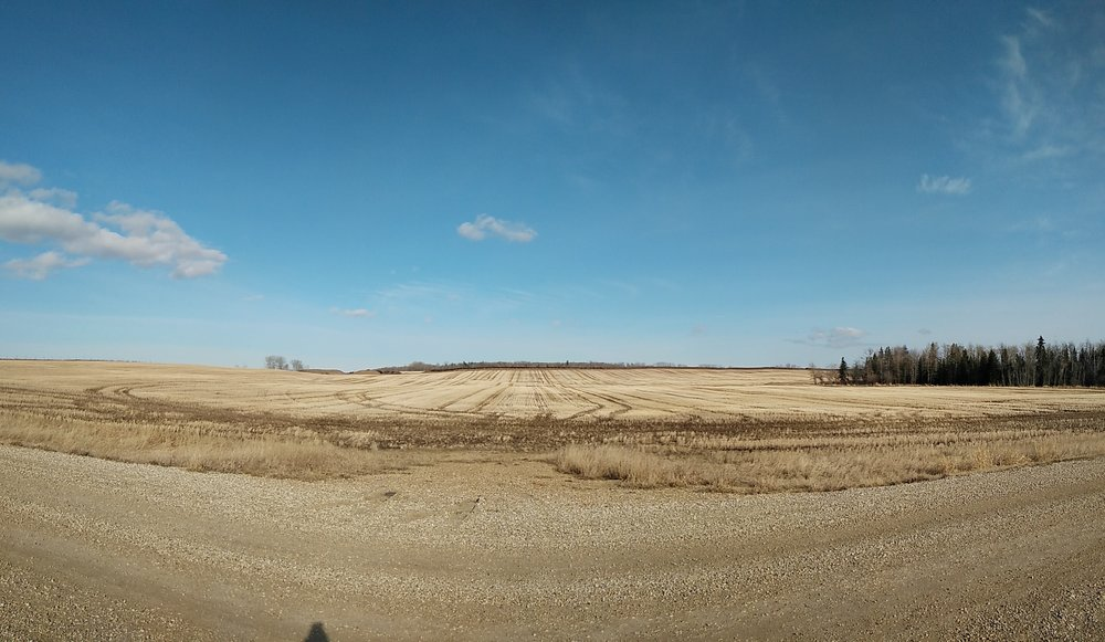 Purchasing farm land in alberta