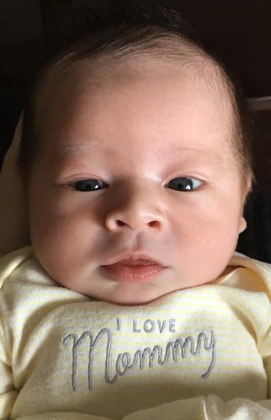 Meet Malakai Josiah Reynolds.