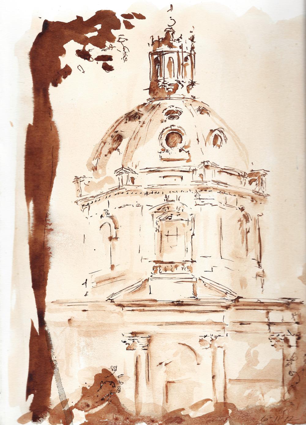 Santa Maria di Loreto, Rome