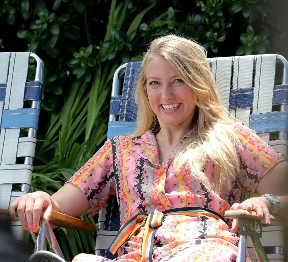 Valerie Rippey lounging at the croquet classic.jpg