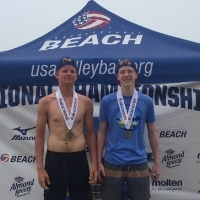 Manchenko & Gibson finish 3rd out of 33 teams from around the USA.
