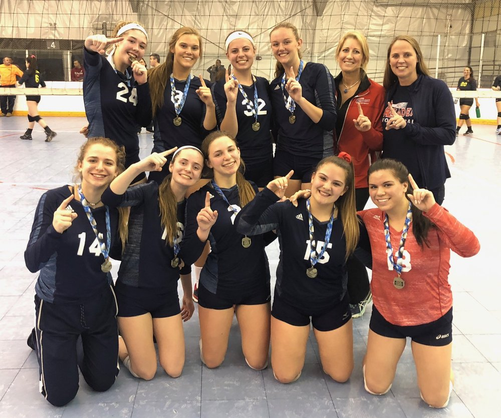16 White North Wins Sportime Tournament -