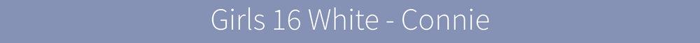 Girls 16 White Connie.jpg