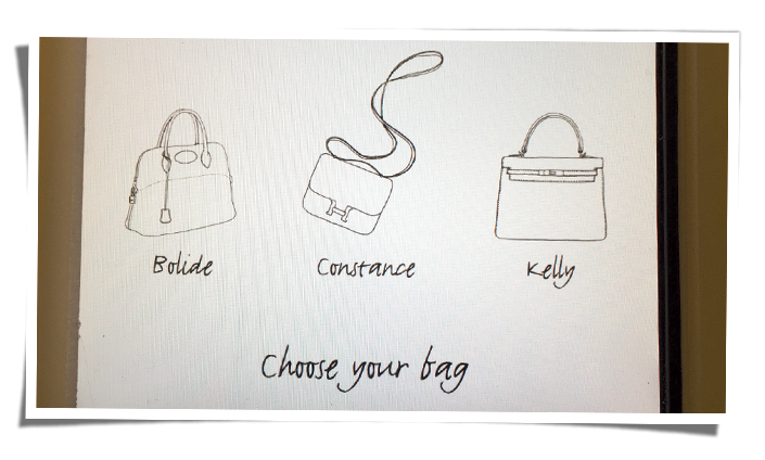 choose your bag by Herms.jpg