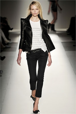 Balmain Fall  2009 Christophe Decarnin Emmanuelle Alt Women Management New York Blog Natasha Poly 3.jpg