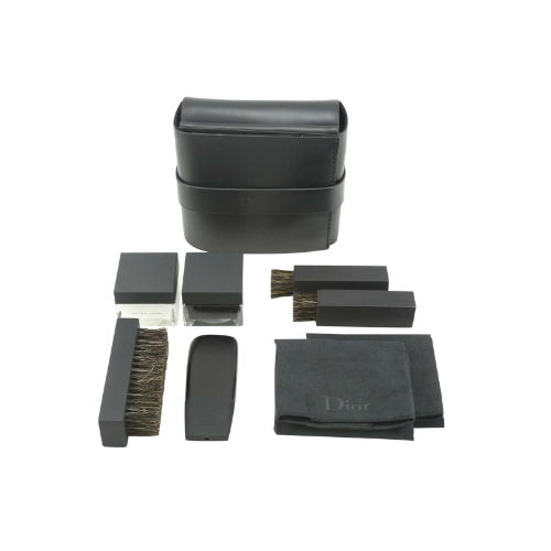 Shoe Polishing Kit by Dior, SGD 250, from  THE FIFTH  COLLECTION
