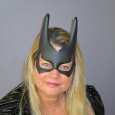 jenny Rixon - 2016 Moomba Festival Batwoman fundraising entrant