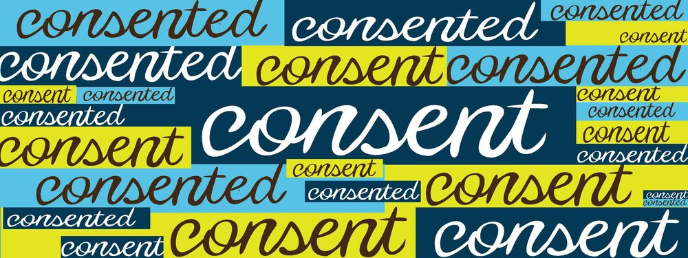 "The word ""consent"" is written over and over again."