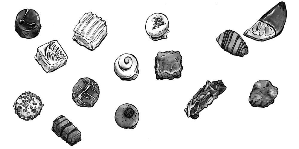 Marasu Chocolates