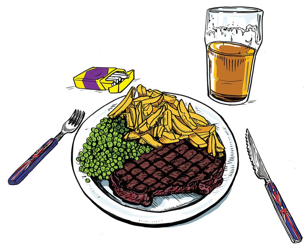 UKIP Dinner