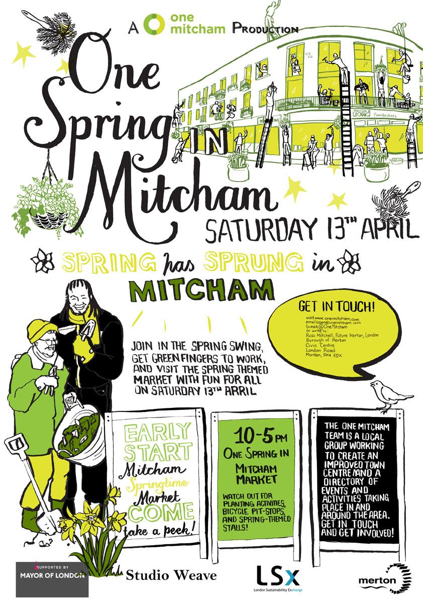 One Spring Mitcham