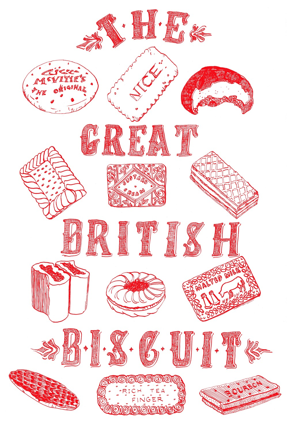 The Great British Biscuit