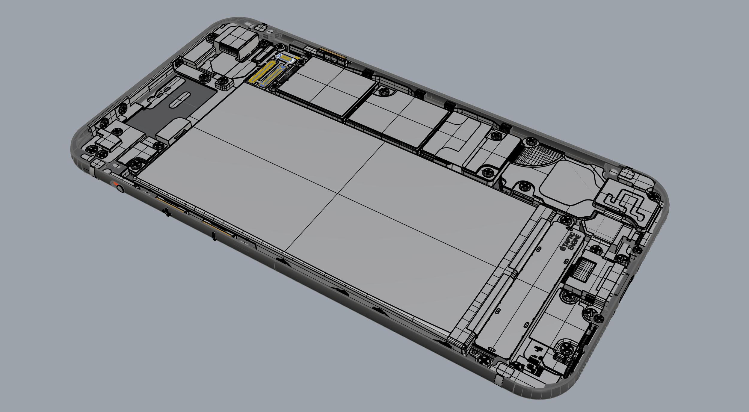 A takto vyzerá koncept plný komponentov - svetapple.sk