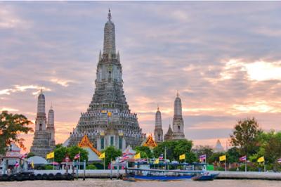 Wat Arun or The Temple of Dawn