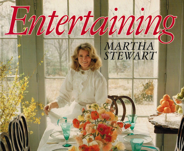 Martha Stewart's Entertaining