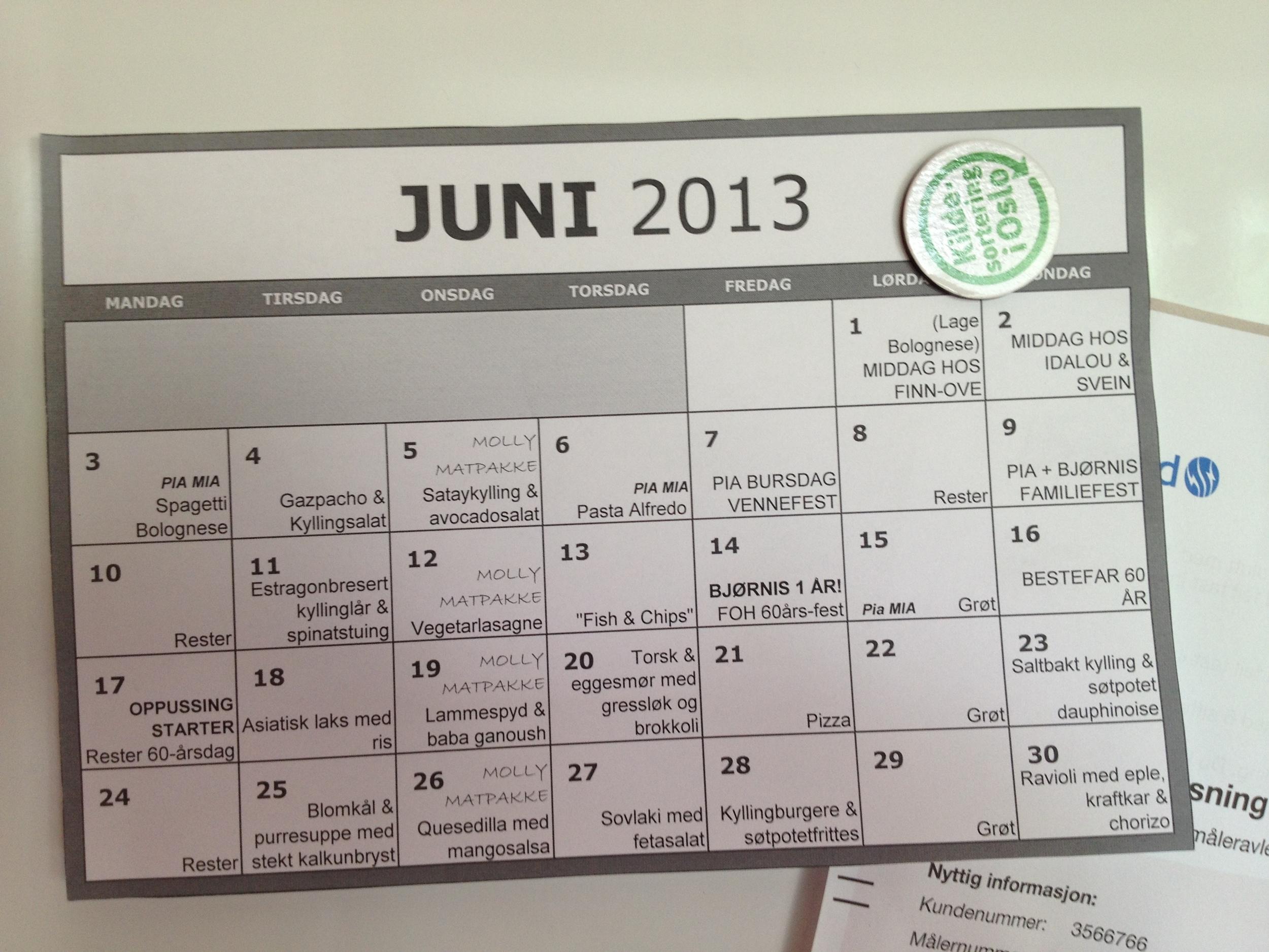 mndsmeny juni