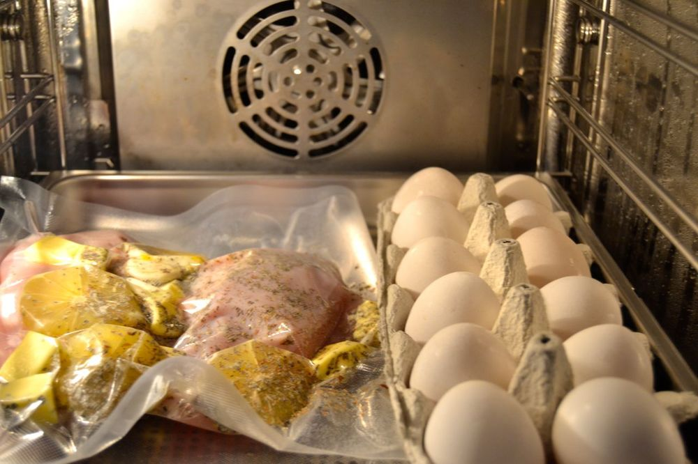 kylling i dampovn