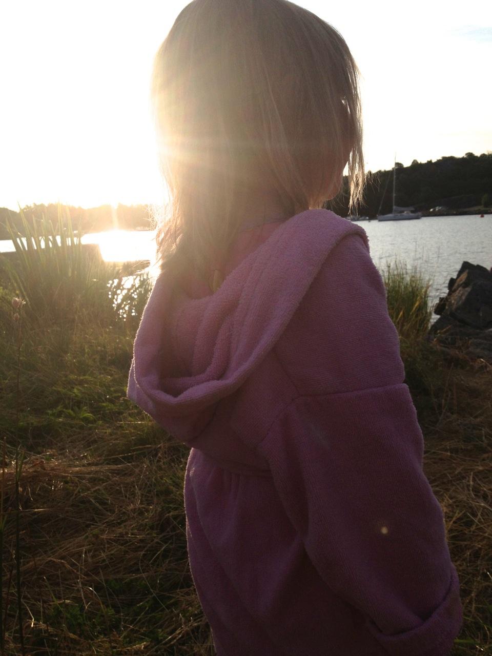 DET BESTE JEG VET: Soloppgang i Vestfold om sommeren