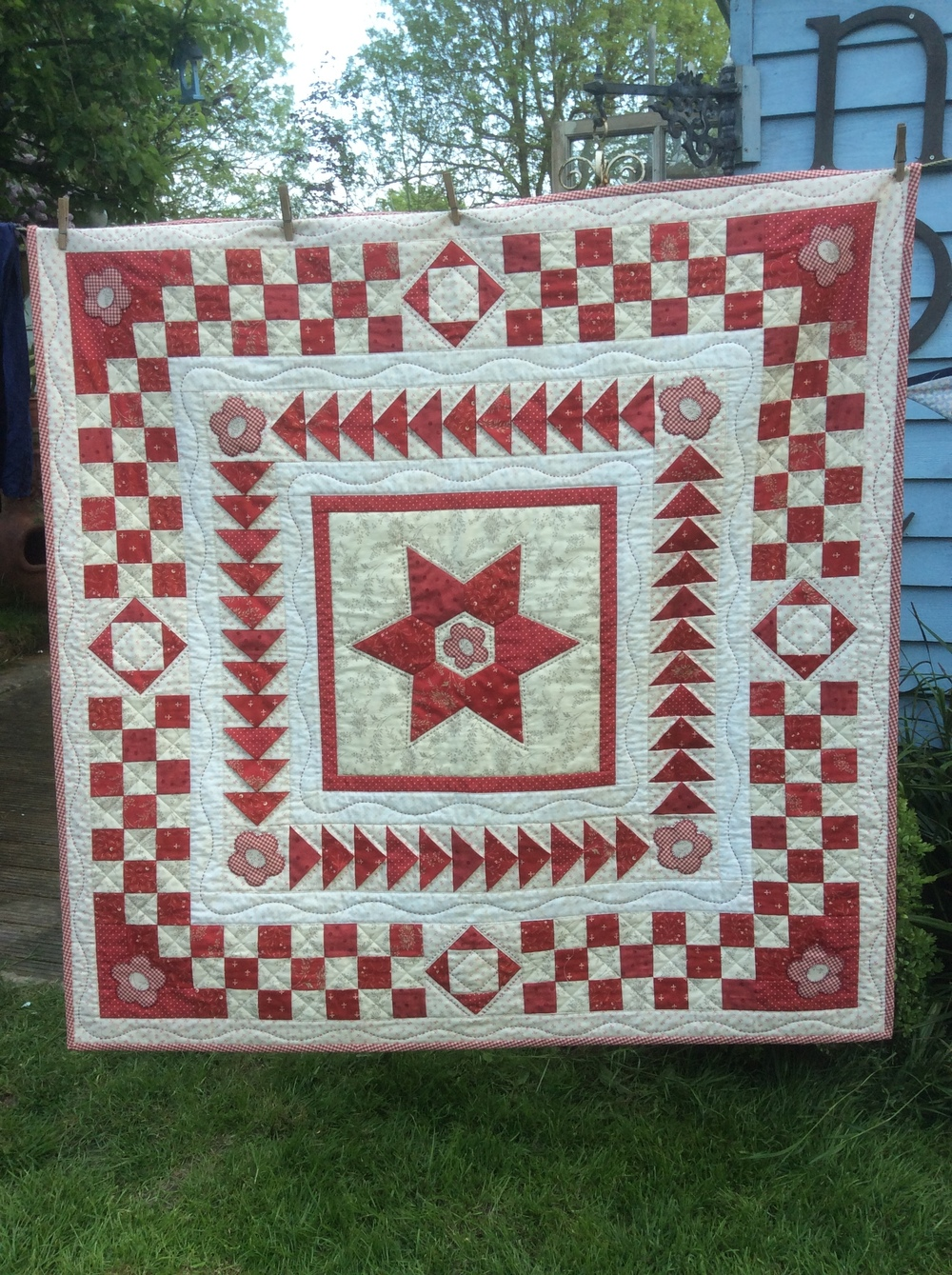Canada Goose Quilt Of The Month Club