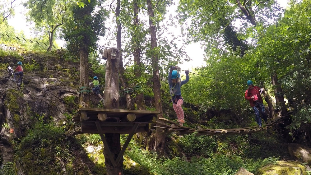 Pyrenees Ho - our local adventure centre for kids of all ages