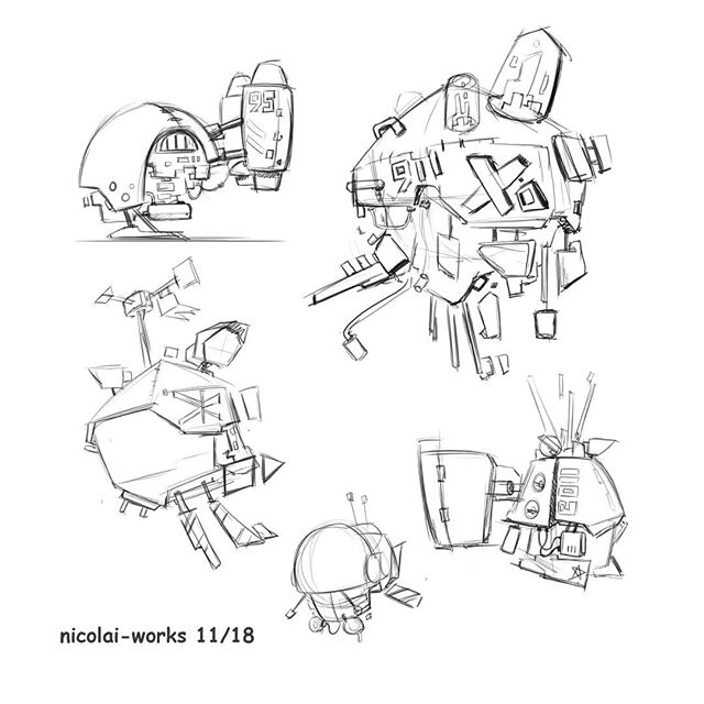 Some sketches of previous spaceships..🛰🚀📵🚭 . . . #sketches artsketch #mysketch #nicolai #blacklines #mysketchbook #cartooning #spacecraft #drones #mydesigns #instadrone #sketchoninsta #abstractlines #artanddesign  #transportation #transmissions #mechanics #technical