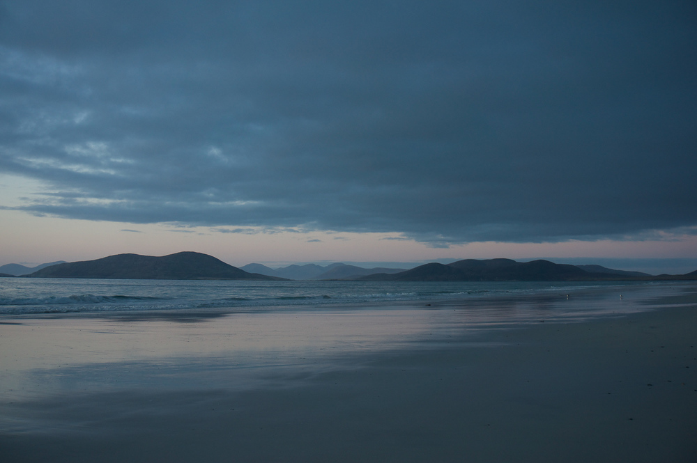View to Harris