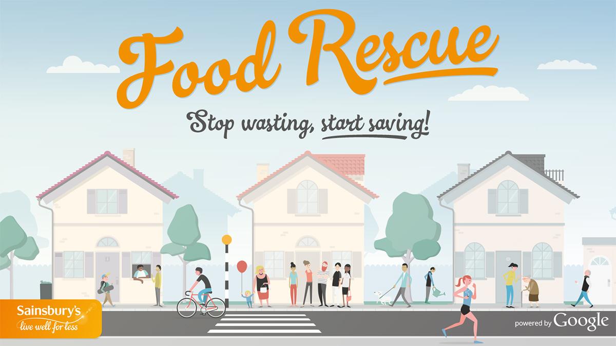 Sainsbury's Food Rescue