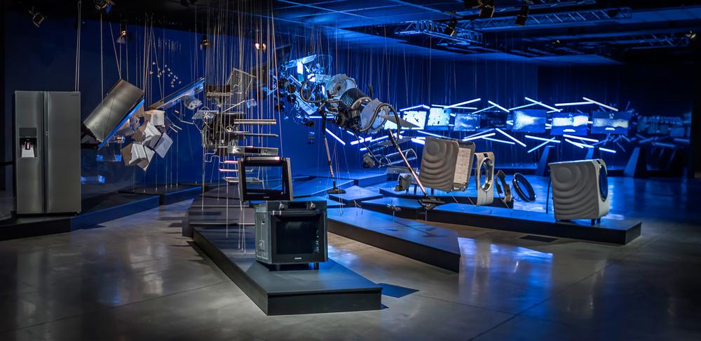 Alex Jenkins - Samsung installation