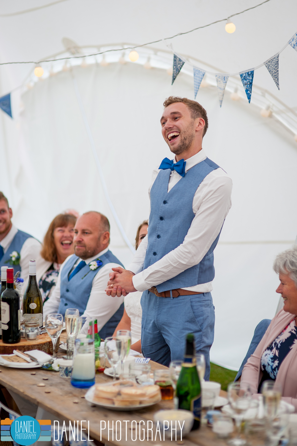 Dorset Wedding Photography, Knowlton Church - Daniel Photography, Hampshire Wedding Photographer
